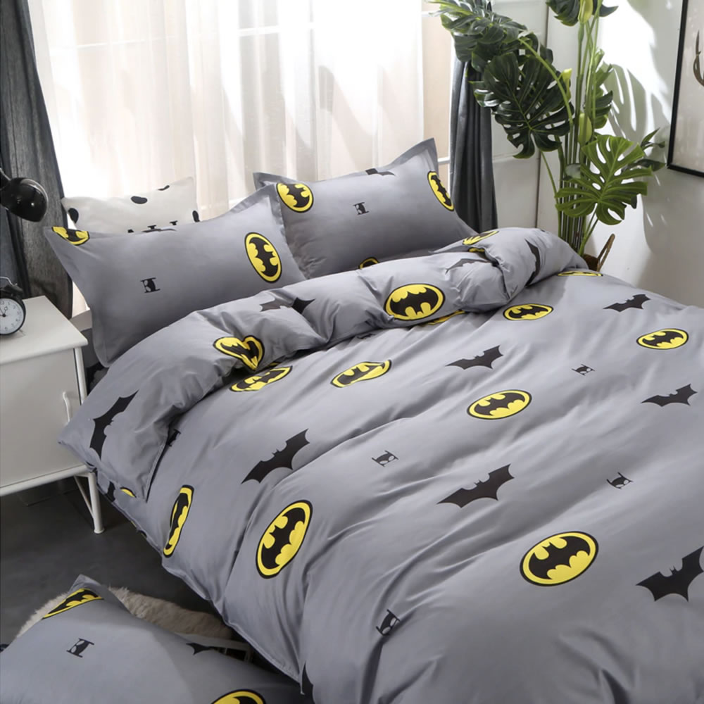buy batman duvet cove set