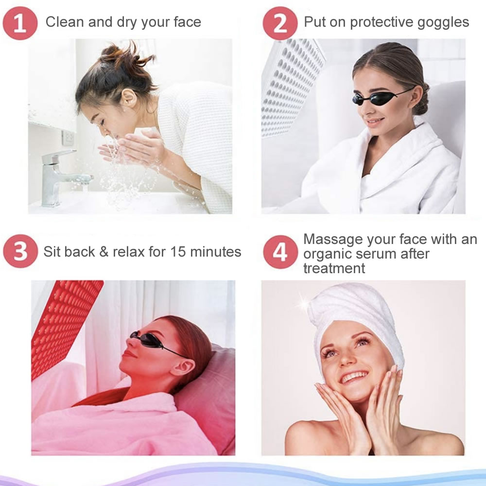where to buy led light therapy for acne