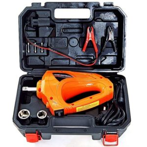 12v electric impact wrench for car tyre nuts