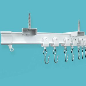 buy flexible curved ceiling track for curtains