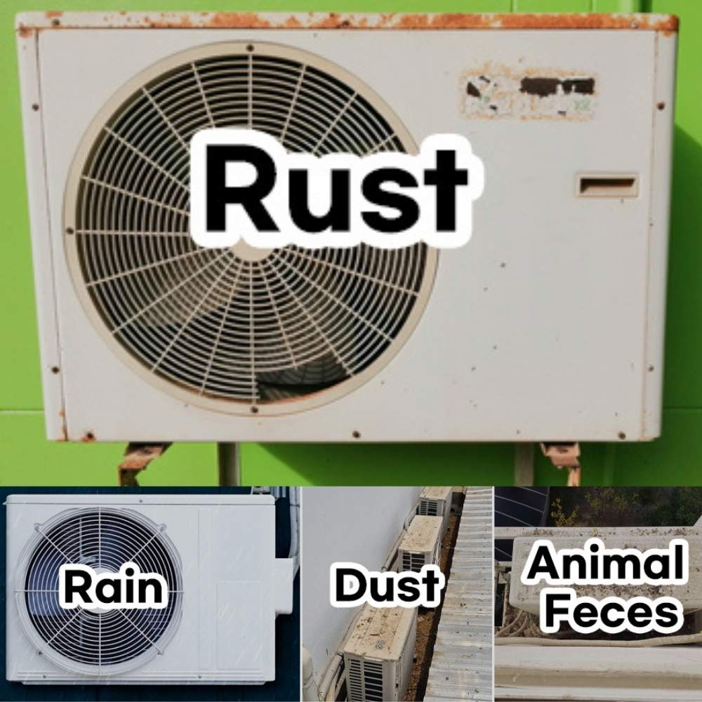 buy air conditioner covering online